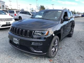 New 2020 Jeep Grand Cherokee Limited X for sale in Surrey, BC