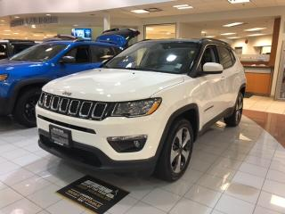 Used 2019 Jeep Compass NORTH for sale in Vancouver, BC