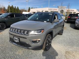 Used 2019 Jeep Compass LIMITED for sale in Vancouver, BC