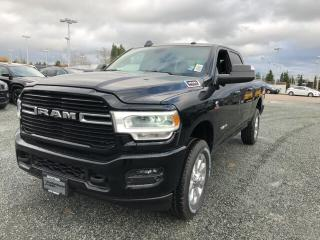 New 2019 RAM 3500 New Big Horn Sport for sale in Surrey, BC
