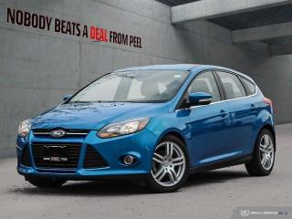 Used 2012 Ford Focus Titanium*Sport Seats*Subs*Push Button*Clean* for sale in Mississauga, ON