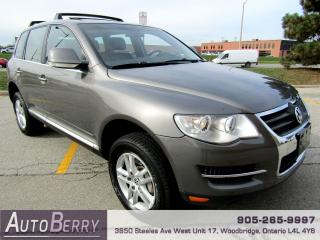 Used 2008 Volkswagen Touareg AWD - 3.6L for sale in Woodbridge, ON