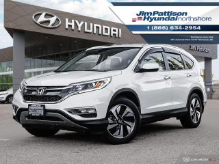 Used 2016 Honda CR-V Touring for sale in North Vancouver, BC