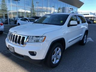 Used 2011 Jeep Grand Cherokee Laredo 4D Utility 4WD Local / Great PRE-Owned  Con for sale in Vancouver, BC