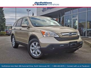 Used 2008 Honda CR-V EX-L AWD SUV: Local, Very Low KMs! for sale in North Vancouver, BC