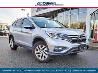 Used 2015 Honda CR-V EX with Spotless CarFax History! for sale in North Vancouver, BC