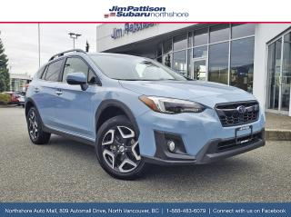 Used 2018 Subaru XV Crosstrek Limited, Local, 1-Owner for sale in North Vancouver, BC