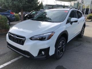 Used 2019 Subaru XV Crosstrek Limited w/Eyesight Package for sale in North Vancouver, BC