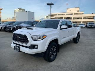 Used 2018 Toyota Tacoma TRD Sport Upgrade Package for sale in Vancouver, BC