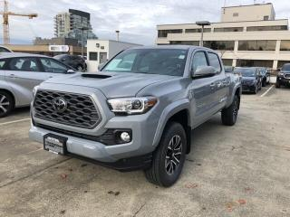 Used 2020 Toyota Tacoma TRD Sport for sale in Vancouver, BC