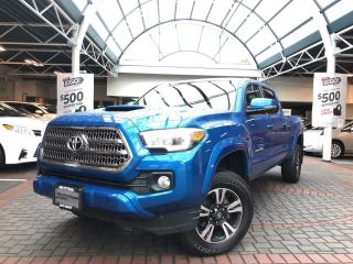 Used 2016 Toyota Tacoma TRD Sport Upgrade Package for sale in Vancouver, BC