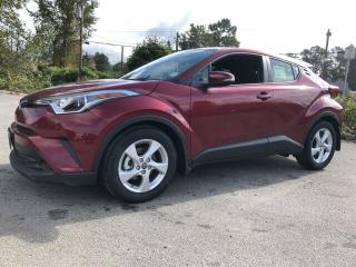 New 2019 Toyota C-HR XLE for sale in North Vancouver, BC