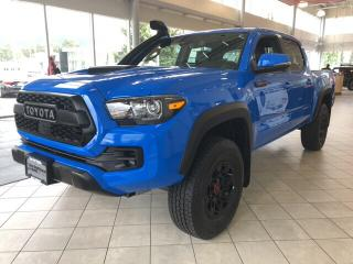 Used 2019 Toyota Tacoma TRD Off Road V6 for sale in Vancouver, BC