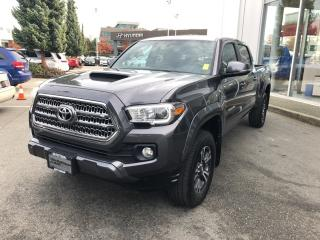 Used 2017 Toyota Tacoma SR5 V6 for sale in Vancouver, BC