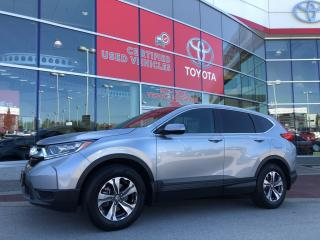 Used 2018 Honda CR-V LX for sale in Surrey, BC