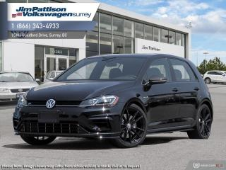 Used 2019 Volkswagen Golf R 2.0 TSI for sale in Vancouver, BC
