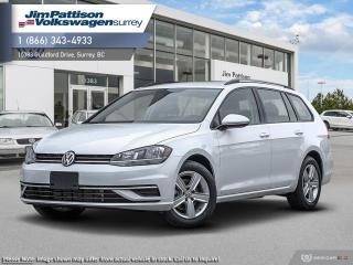 Used 2019 Volkswagen Golf Sportwagen 1.4 TSI Comfortline for sale in Vancouver, BC