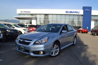 Used 2014 Subaru Legacy 2.5 Sport - 58,000KM for sale in Port Coquitlam, BC