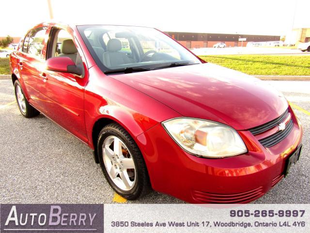 2010 Chevrolet Cobalt 1LT - 2.2L - FWD