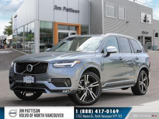Used 2019 Volvo XC90 T6 R-Design for sale in North Vancouver, BC