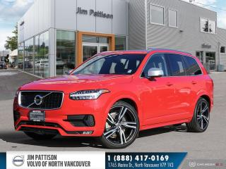 Used 2018 Volvo XC90 T6 R-Design for sale in North Vancouver, BC