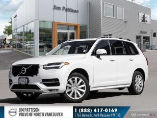 Used 2019 Volvo XC90 T6  - EXECUTIVE DEMO - HUGE SAVINGS - 0.9% OAC for sale in North Vancouver, BC