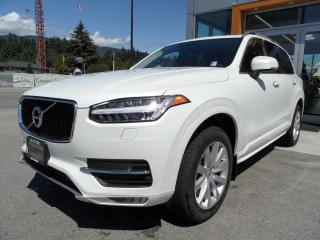New 2019 Volvo XC90 T6 Momentum for sale in North Vancouver, BC