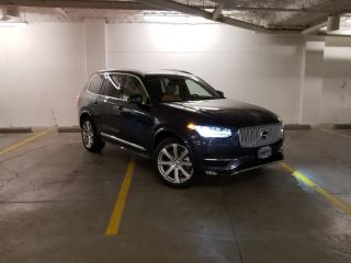 New 2019 Volvo XC90 T6 Inscription for sale in North Vancouver, BC