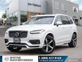 Used 2016 Volvo XC90 Hybrid T8 AWD PHEV R-Design for sale in North Vancouver, BC