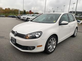 Used 2012 Volkswagen Golf 2.0 TDI Comfortline 5DR (A6) for sale in Vancouver, BC