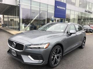 New 2020 Volvo V60 T8 AWD Inscription for sale in Surrey, BC