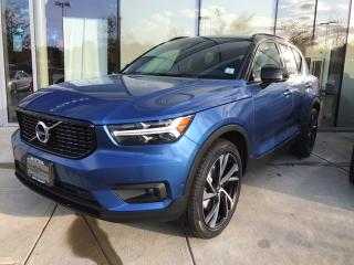 New 2020 Volvo XC40 T5 R-Design for sale in Surrey, BC