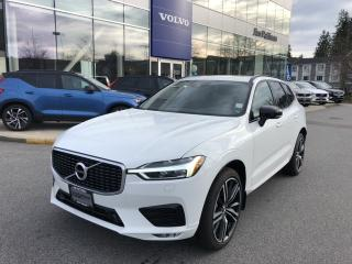 New 2020 Volvo XC60 T6 R-Design for sale in Surrey, BC
