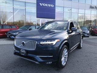 Used 2018 Volvo XC90 T6 AWD Inscription No Accident Claim for sale in Surrey, BC