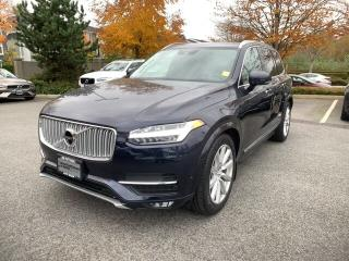Used 2017 Volvo XC90 T6 Inscription No Accident! for sale in Surrey, BC