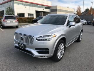 Used 2018 Volvo XC90 T6 Inscription No Accident Claim! for sale in Surrey, BC
