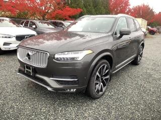 New 2019 Volvo XC90 T6 Inscription for sale in Surrey, BC