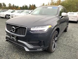New 2019 Volvo XC90 T6 R-Design for sale in Surrey, BC