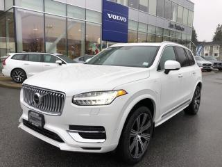 New 2020 Volvo XC90 Hybrid T8 Inscription for sale in Surrey, BC