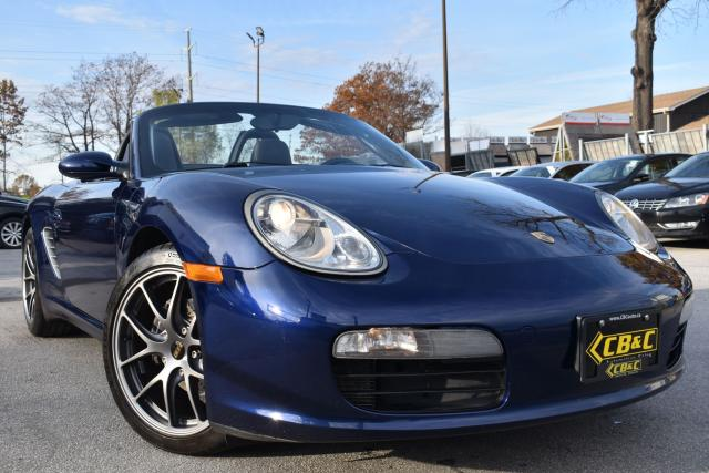 2006 Porsche Boxster LOADED - LOTS OF SERVICE HISTORY