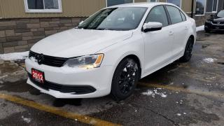Used 2012 Volkswagen Jetta comfortline-LOCAL TRADE-HEATED SEATS for sale in Tilbury, ON