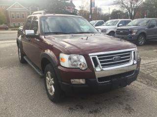 Used 2010 Ford Explorer Sport Trac XLT | 4X4 | Rear View Camera for sale in Harriston, ON