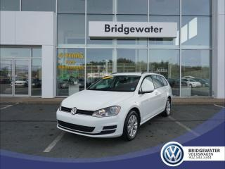 Used 2017 Volkswagen Golf Wagon Trendline AWD Turbo for sale in Hebbville, NS