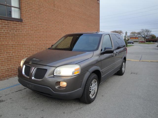 2005 Pontiac Montana w/1SA