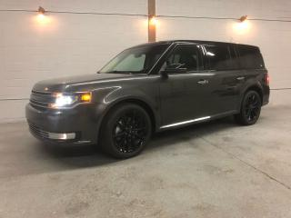 Used 2019 Ford Flex limited for sale in Concord, ON