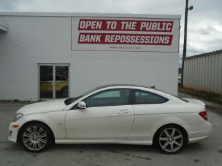 Used 2012 Mercedes-Benz C-Class C350 for sale in Toronto, ON