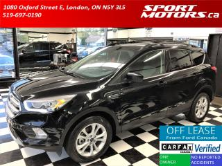 Used 2017 Ford Escape SE 4WD 2.0L ECOBOOST+Myford+Camera+Apple CarPlay for sale in London, ON