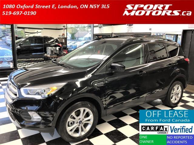 2017 Ford Escape SE 4WD 2.0L ECOBOOST+Myford+Camera+Apple CarPlay