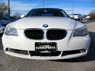 Used 2007 BMW 525xi Leather for sale in Newmarket, ON