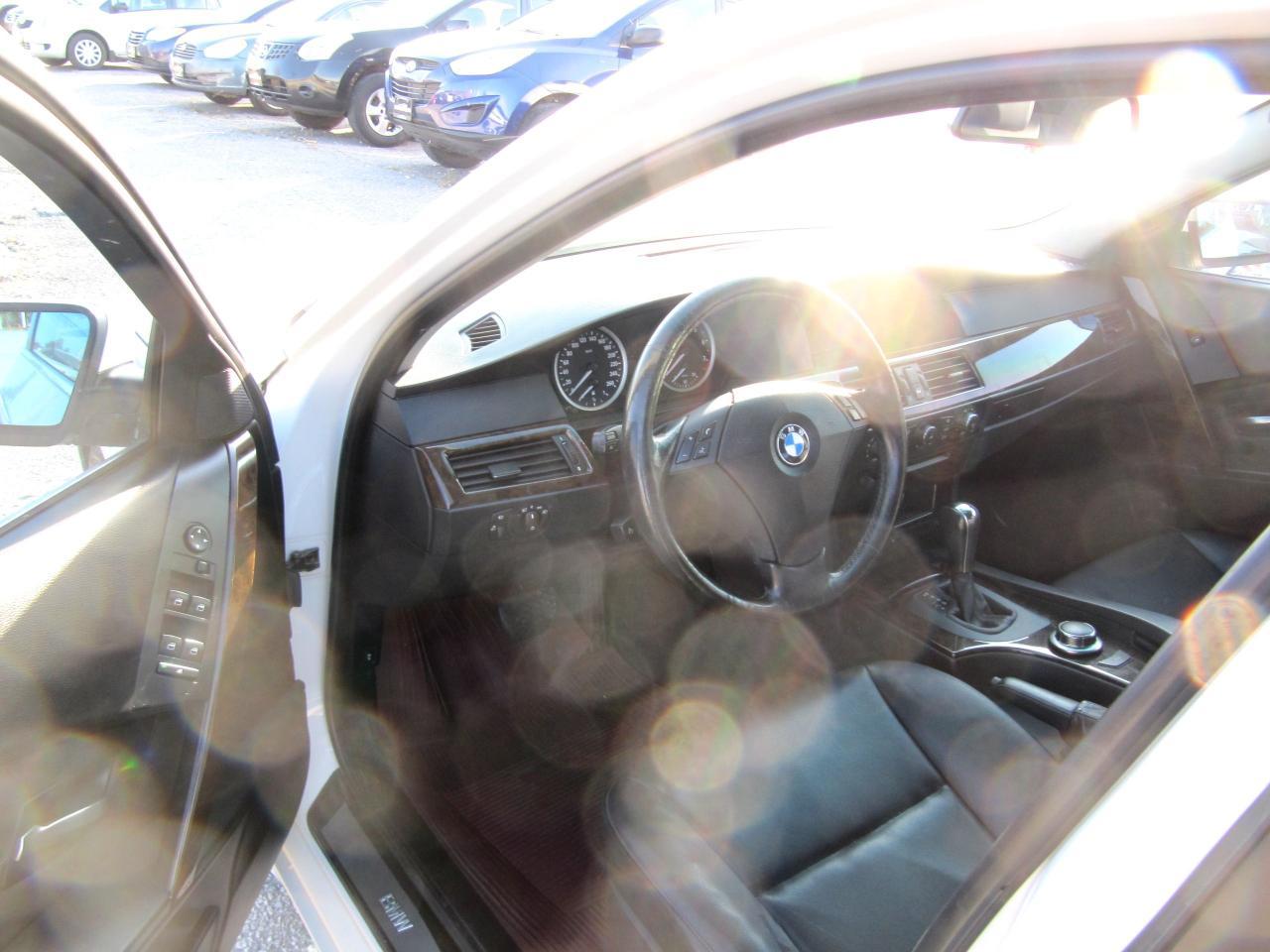 2007 BMW 525xi